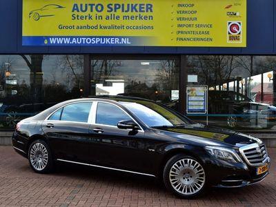 tweedehands Mercedes S600 Maybach Lang V12 UITGEVOERD/ VOL OPTIES/ BTW AUTO!