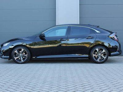 tweedehands Honda Civic 1.0 i-VTEC Elegance | Navigatie | Cruise control | PDC | Fabrieksgarantie 08-2022 |