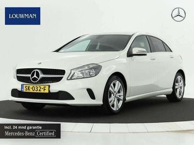 tweedehands Mercedes A160 Automaat | Navigatie | Airco | Cruise control | Centr...