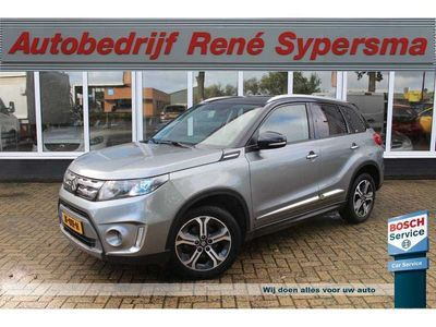 tweedehands Suzuki Vitara 1.6D High Executive Panodak/Leder/Camera/Stoelverw