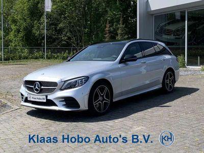 tweedehands Mercedes C300 Estate AMG Premium Plus Pack Nightpakket, 9G-TRONI