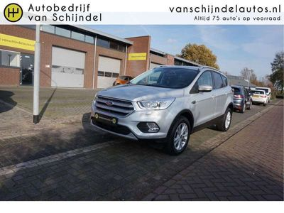 tweedehands Ford Kuga 1.5 ECOBOOST 150PK TITANIUM LUXE 1E EIG NWE STAAT