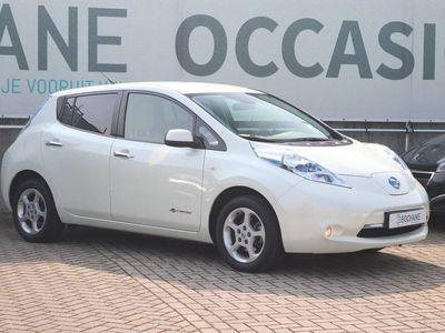 """tweedehands Nissan Leaf Base 24 kWh NAVI, Stoelverw, Bluetooth, 16"""" LM, Comfort Pack"""