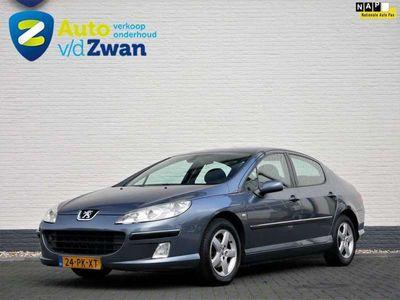 tweedehands Peugeot 407 2.0-16V XT Trekhaak/Clima/Cruise/P-sensoren/NAP!