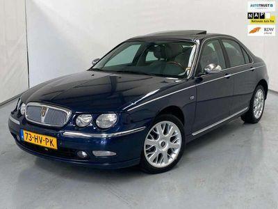 tweedehands Rover 75 2.5 V6 Sterling / Aut / Schuifdak / Leder / NL Aut