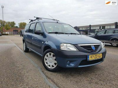 tweedehands Dacia Logan MCV 1.6 Ambiance 7p./APK 08-10-2022/AIRCO/PSENSOR/
