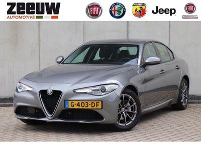 "tweedehands Alfa Romeo Giulia 2.2 JTDm 136 PK Super Navi Xenon Carplay Trekhaak BTW 17"""
