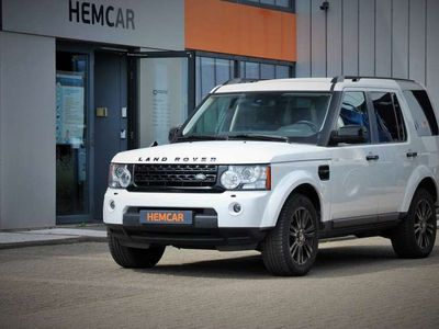 tweedehands Land Rover Discovery 3.0 SDV6 HSE Luxury Edition