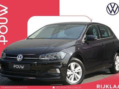tweedehands VW Polo 1.0 TSI 95pk Comfortline + App-Connect Navigatie + Airco