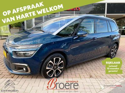 tweedehands Citroën C4 SpaceTourer Grand1.2 PureTech 130pk Business NAVI CAM