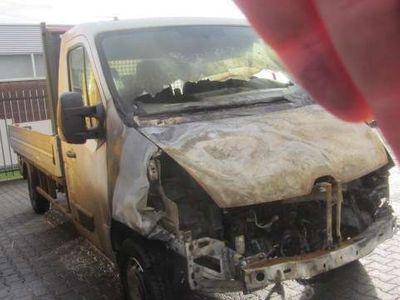 tweedehands Renault Master Brandschade!!!!