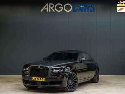 tweedehands Rolls Royce Ghost 6.6 V12 Series II | PANORAMA | DAS3 | THEATRE| WRA