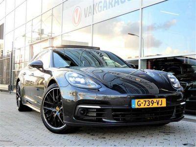tweedehands Porsche Panamera 2.9 4 E-Hybrid Sport Turismo Rear Seat Entertaiment System