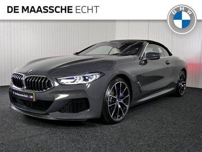 tweedehands BMW M850 8-SERIExDrive High Executive Automaat Cabrio / Active Steering / Bowers & Wilkins / Stoelventilatie / Driving Assistant Professional / Comfort Access