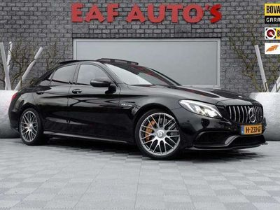 tweedehands Mercedes C63 AMG AMG S Edition 1 / 510 PK / Keramische remmen / Open pa