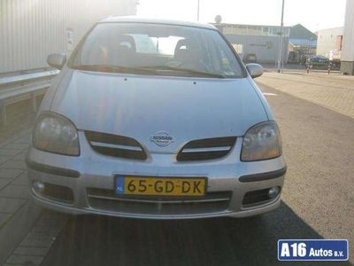 tweedehands Nissan Almera Tino 1.8 Luxury