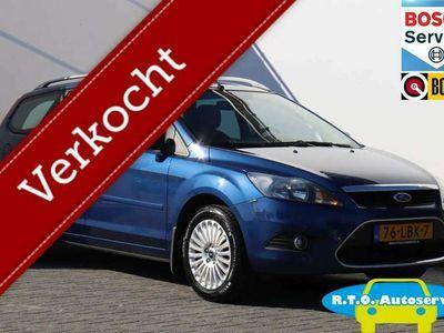 tweedehands Ford Focus Wagon 1.8 Trend Flexi Fuel NETTE AUTO !!