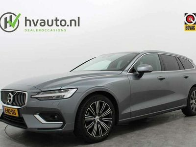 tweedehands Volvo V60 2.0 D4 190PK INSCRIPTION AUT8 | Camera | Leer | DA