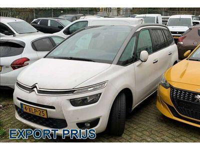 tweedehands Citroën Grand C4 Picasso 1.6 HDi Business *NAVI+CAMERA+ECC+PDC+CRUISE*
