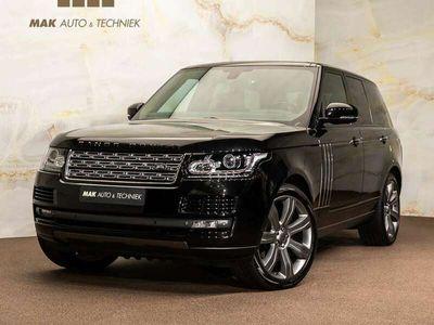 tweedehands Land Rover Range Rover 4.4 SDV8 Autobiography Black, pano, Meridian, 360°