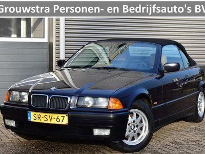 tweedehands BMW 318 Cabriolet 318 I Executive I 100% Dealer I Leder I 1e e