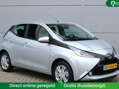tweedehands Toyota Aygo 1.0 VVT-i x-cite / Dealer Onderhouden / Airco / Lichtmetalen wie