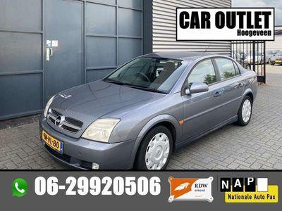tweedehands Opel Vectra 1.8-16V Comfort Airco Cruise --Inruil Mogelijk--