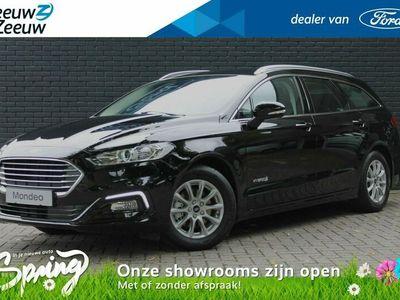 tweedehands Ford Mondeo 2.0 187pk HEV Automaat Titanium   €8.500,- Sale & Sale Korting  Uit voorraad leverbaar  