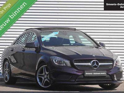 tweedehands Mercedes CLA180 AMG-Line Automaat   Panorama   ZONDAGS OPEN!!