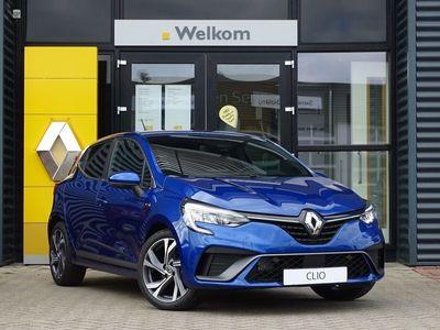 tweedehands Renault Clio R.S. TCe 100pk Line NORMAAL RIJKLAAR 25.750,- NU RIJKLAAR €22.950,- BOSE Audio systeem