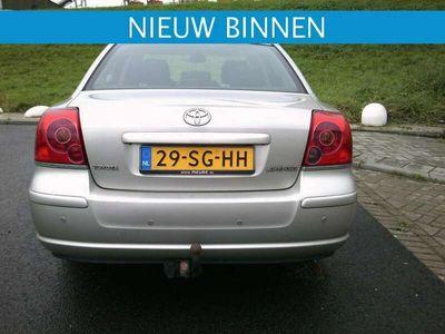 tweedehands Toyota Avensis AVENSIS; 1.8 VVT-I SEDAN