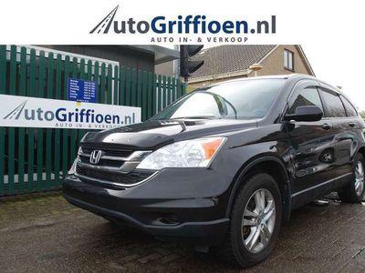 tweedehands Honda CR-V 2.4i Executive 4WD prijs inclusief NL-kenteken BTW