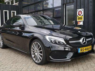 "tweedehands Mercedes C180 Coupé Prestige/ AMG Styling/ LED/ 19"""