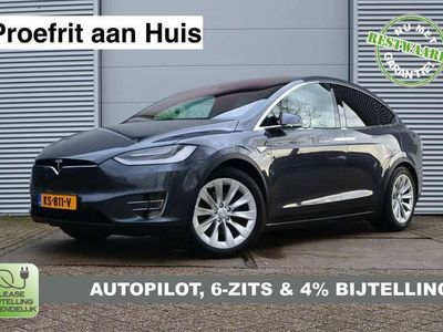 tweedehands Tesla Model X 90D (4x4) 6p. AutoPilot 66.115ex
