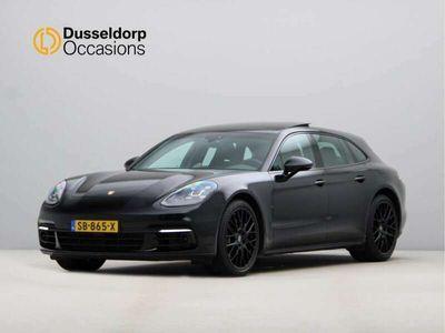tweedehands Porsche Panamera S E-Hybrid port Turismo 2.9 4 E- Aut. schuifdak. 21-in