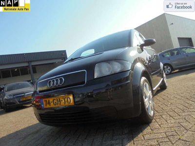 tweedehands Audi A2 1.4 Cruise. Elek. Pakket. Climate!
