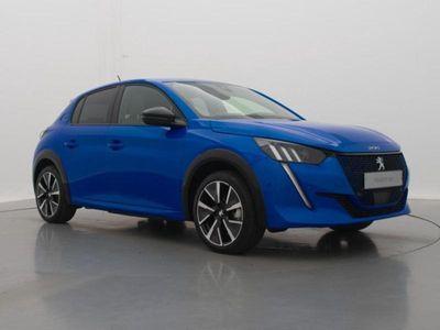 tweedehands Peugeot 208 EV 50 kWh GT | RESERVEER UW PROEFRIT | E-208 | Vid