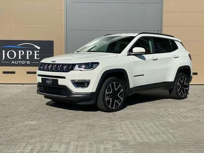 tweedehands Jeep Compass 1.4 MultiAir 170pk 4x4 Automaat Limited Edition