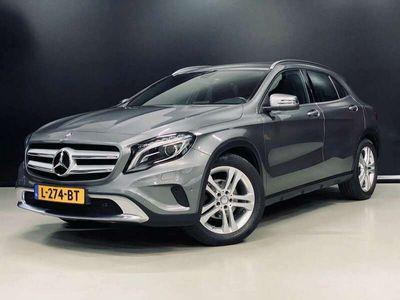 "tweedehands Mercedes GLA200 Prestige 156PK, Navi, Cruise, PDC, Multistuur, 18"""