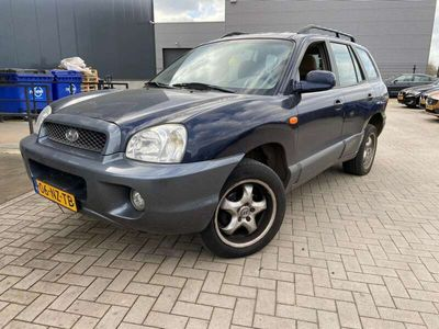 tweedehands Hyundai Santa Fe 2.0i-16V Motion, Airco, Trekhaak,