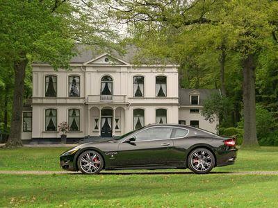 tweedehands Maserati Granturismo 4.7 S   Bose  