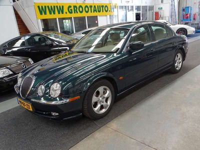 tweedehands Jaguar S-Type 3.0 V6 Executive Automaat Airco, Cruise Control, NAP 145355