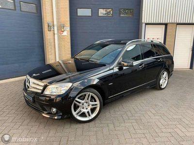 tweedehands Mercedes C230 Estate AMG HarmanKardon/Navi/Pano/Pdc