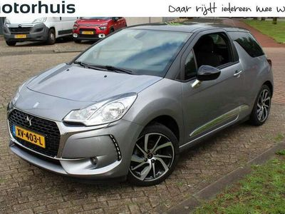 tweedehands DS Automobiles DS3 1.2 PureTech 110pk Aut Connected Chic