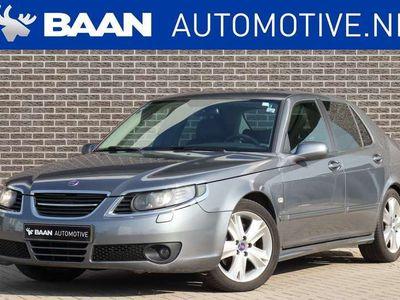 tweedehands Saab 9-5 2.3 Turbo Aero Automaat   Nette auto   Schuif-kant