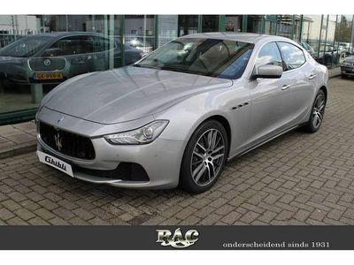 tweedehands Maserati Ghibli 3.0D V6 - Fin.Lease v.a. 477 euro p/m