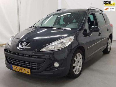 tweedehands Peugeot 207 1.6 VTi Sportium/PDC/AIRCO/CRUISE/2XSLEUTELS/BO