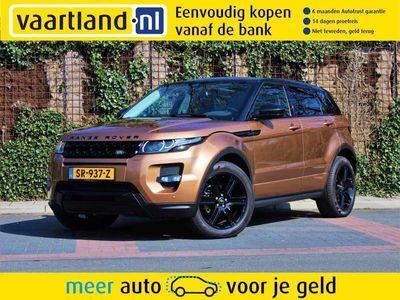 tweedehands Land Rover Range Rover evoque 2.0 Si 4WD Dynamic Aut. [ Panodak Navi Leder Camer