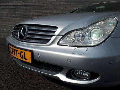 tweedehands Mercedes CLS350 144dkm nieuwstaat