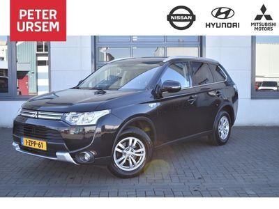 tweedehands Mitsubishi Outlander 2.0 PHEV Business Edition X-Line ex BTW (€17990 incl. BTW) 1e eigenaar Dealer Onderhouden